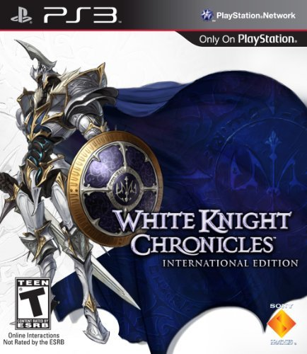 Ps3 White Knight Chronicles Sony Computer Entertainme T