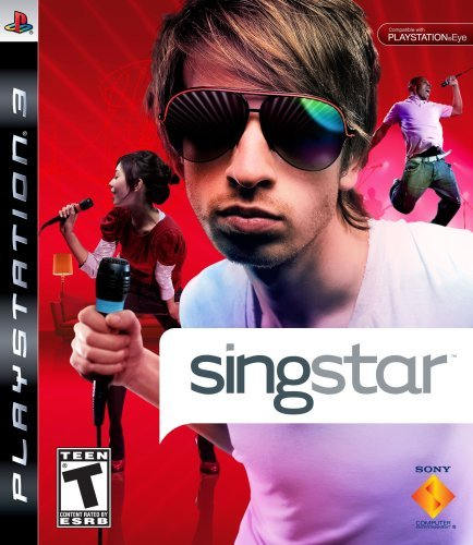 Ps3 Singstar (software Only) Sony Computer Entertainme Rp