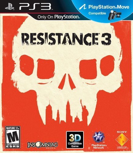 Ps3 Resistance 3 Resistance 3