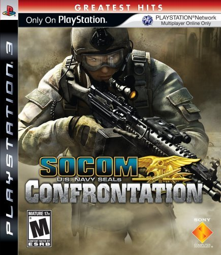 Ps3 Socom Confrontation Do Not Buy!!!!