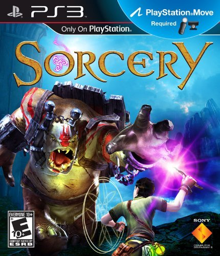 Ps3 Move Sorcery