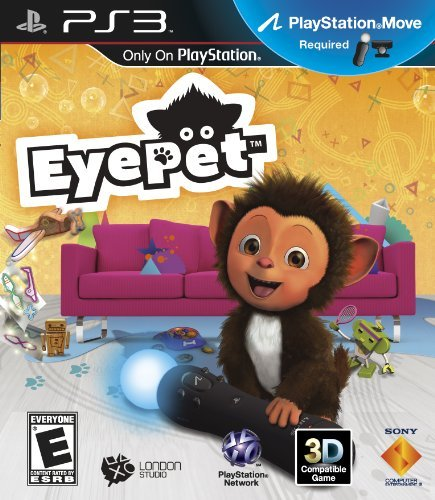 Ps3 Move Eyepet