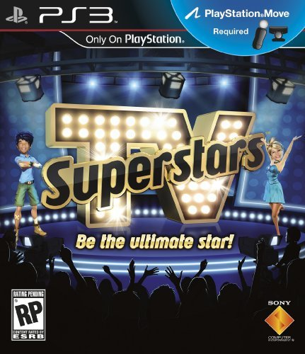 Ps3 Move Tv Superstars