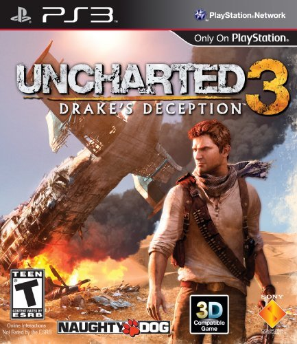 Ps3 Uncharted 3 Drake's Deception Uncharted 3 Drake's Deception