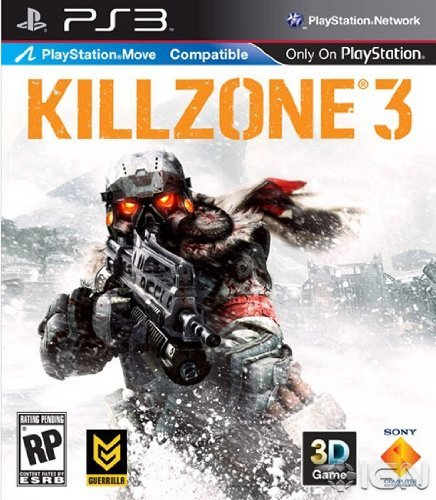 Ps3 Killzone 3 (move Compatible) Sony Computer Entertainme Killzone 3