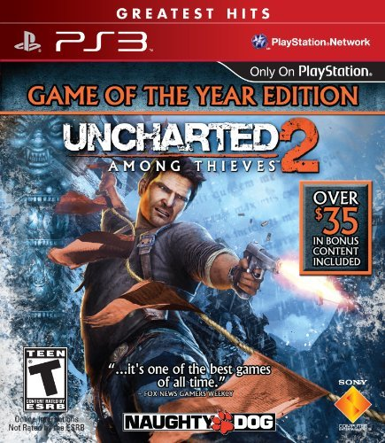 Ps3 Uncharted 2 Game Of The Year Edition Uncharted 2 Game Of The Year Edition