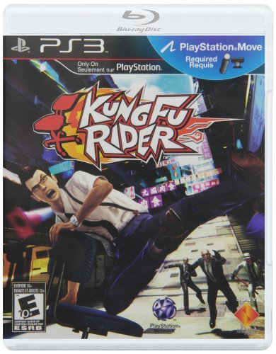 Ps3 Move Kung Fu Rider