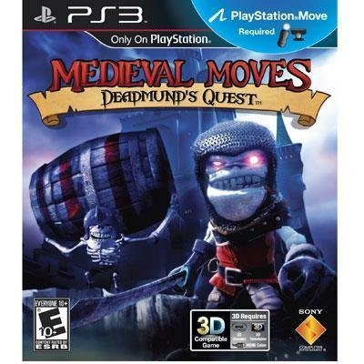 Ps3 Move Medieval Moves Deadmund's Quest