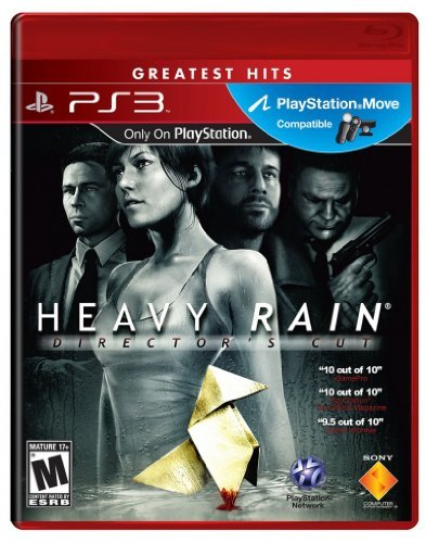 Ps3 Heavy Rain Directors Cut Heavy Rain Directors Cut