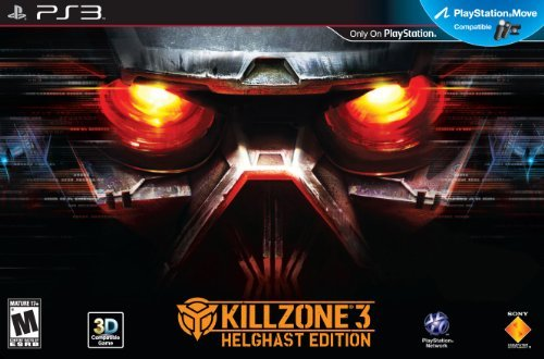 Ps3 Killzone 3 Helghast Edition