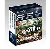 Ps3 Esa Game Pack (3 In 1)