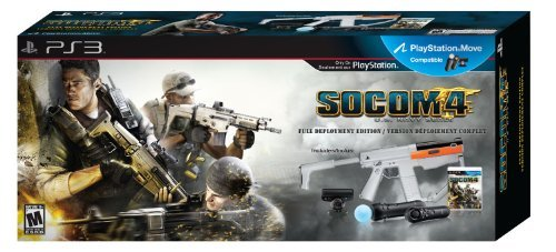 Ps3 Socom 4 Full Deployment Edition Buying Back? Must Have Game