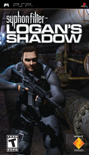 Psp Syphon Filter Logan's Shadow Sony M