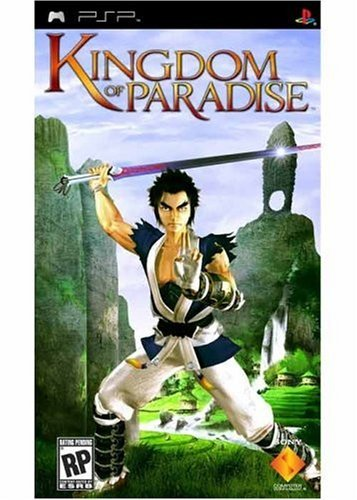 Psp Kingdom Of Paradise