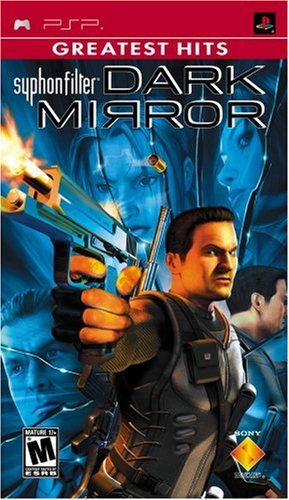 Psp Syphon Filter Dark Mirror Sony Computer Entertainme M