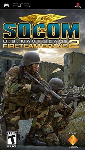 Psp Socom Us Navy Seals 2 Sony