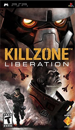 Psp Killzone Liberation Sony
