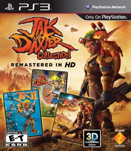Ps3 Jak & Daxter Collection