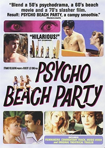 Psycho Beach Party Psycho Beach Party Ws Nr