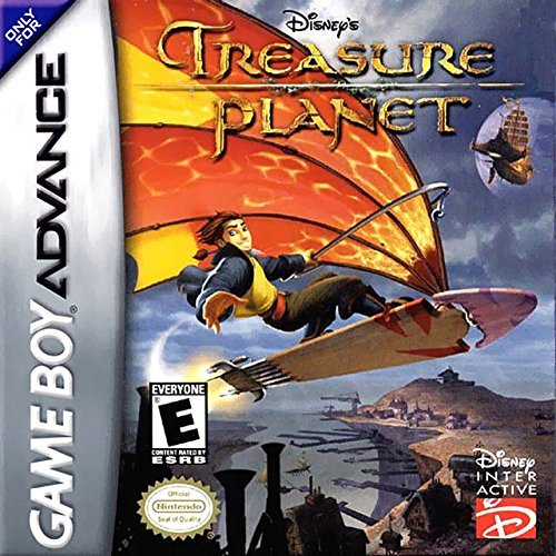 Gba Treasure Planet