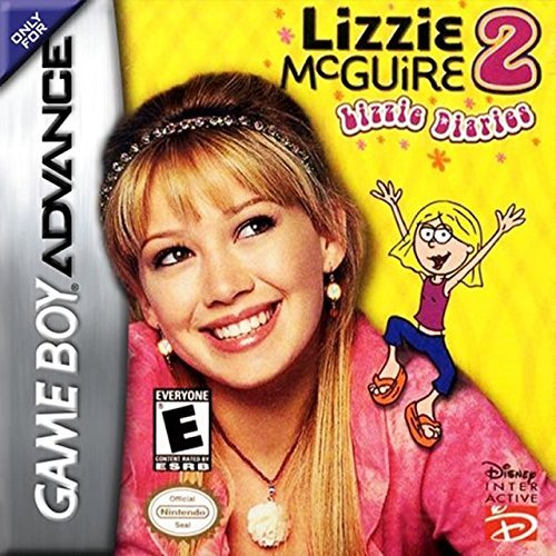 Gba Lizzie Mcguire 2