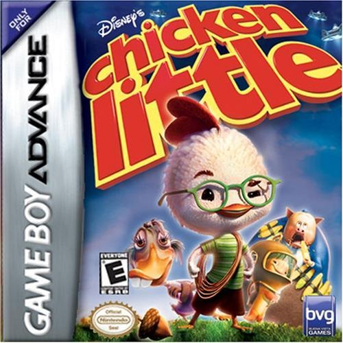 Game Boy Advance Chicken Little