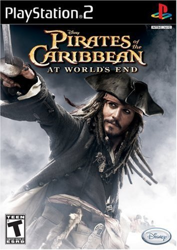 Ps2 Pirates Of The Caribbean 3