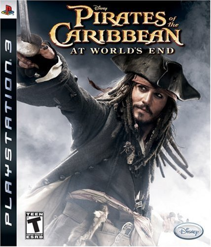 Ps3 Pirates Of The Caribbean 3