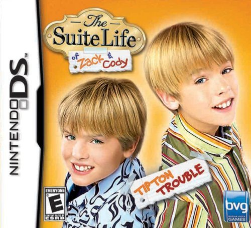 Nintendo Ds Suite Life Of Zack & Cody