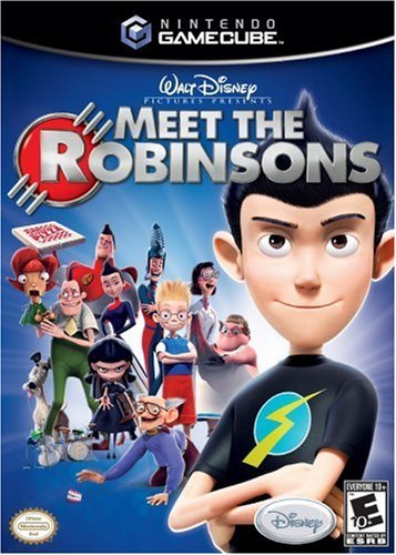 Cube Meet The Robinsons