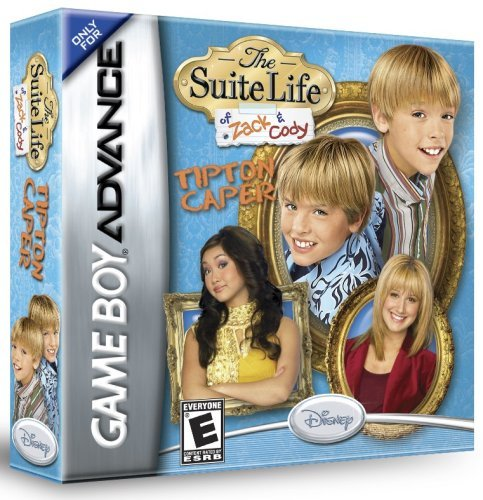 Gba Suite Life Of Zack & Cody