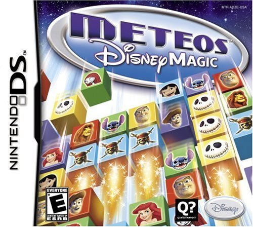 Nintendo Ds Meteos Disney Magic Disney E