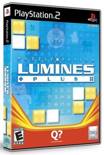 Ps2 Lumines Plus Buena Vista Games