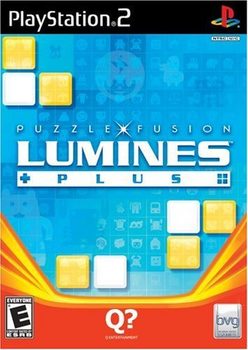 Ps2 Lumines Plus