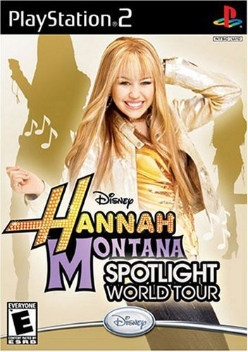Ps2 Hannah Montana Spotlight World