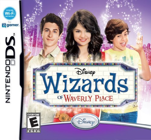 Nintendo Ds Wizards Of Waverly Place