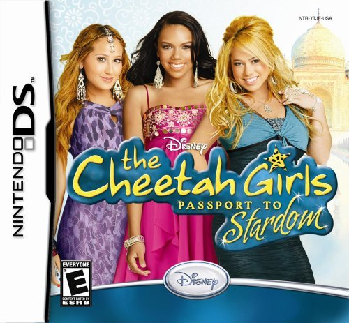 Ninds Cheetah Girls 3