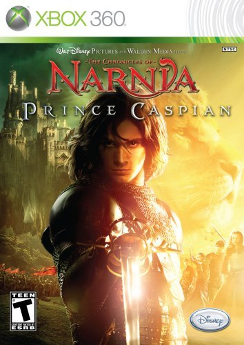 X360 Chronicles Of Narnia Prince Caspian