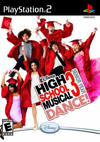 Ps2 High School Musical 3 Senior Y