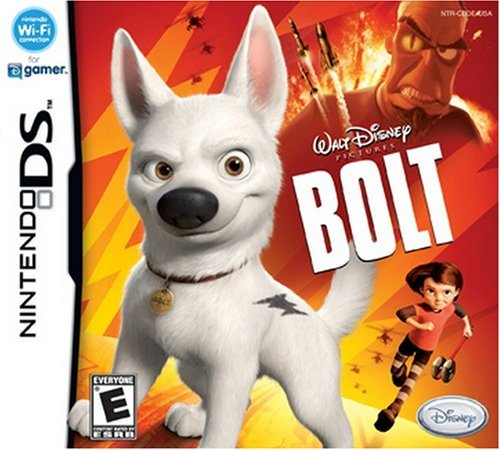 Ninds Disney Bolt