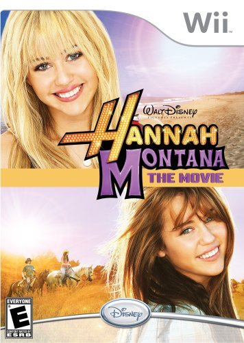 Wii Hannah Montana The Movie