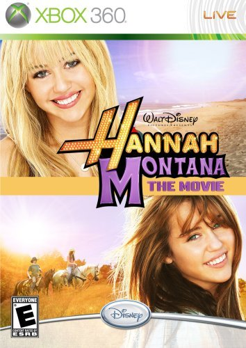 X360 Hannah Montana The Movie