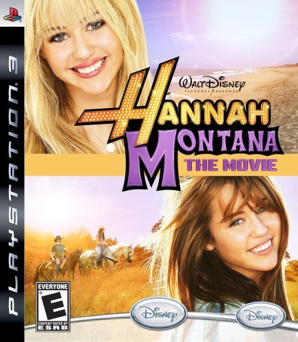 Ps3 Hannah Montana The Movie
