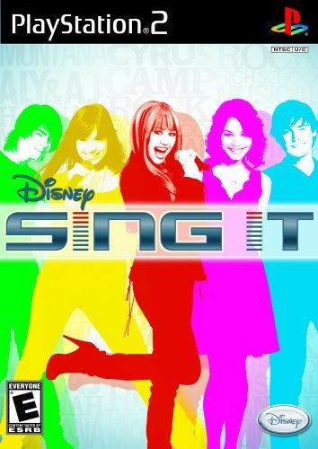 Ps2 Disney Sing It
