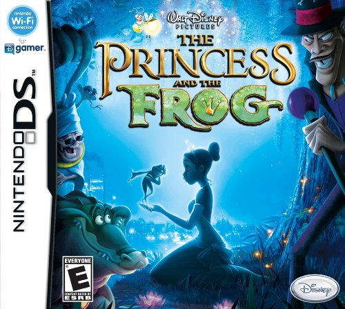 Nintendo Ds Princess & The Frog