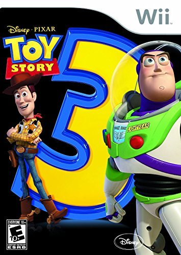 Wii Toy Story 3 E10+