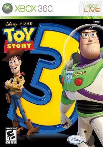 Xbox 360 Toy Story 3 Disney Interactive Distri E10+