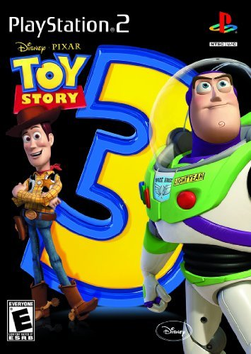 Ps2 Toy Story 3