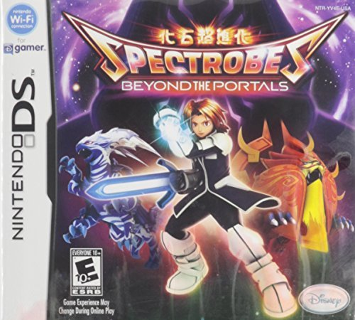 Nintendo Ds Spectrobes Beyond The Portals