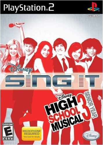 Ps2 Disney Sing It High School Mus